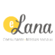 Logo de eLana, consultante médias sociaux